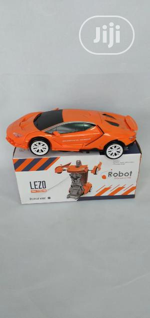 Robot Transformation Car | Toys for sale in Lagos State, Agboyi/Ketu