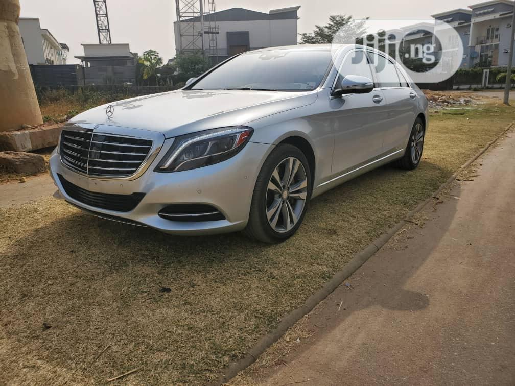 Mercedes-Benz S Class 2014 Silver | Cars for sale in Central Business Dis, Abuja (FCT) State, Nigeria