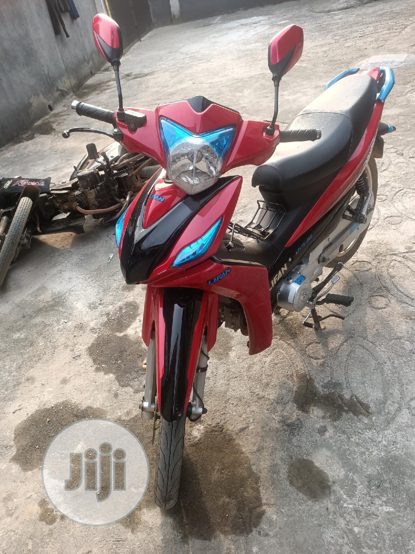 Lifan LF200 2019 Red