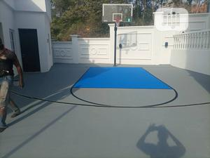 Basketball Court Construction Service   Building & Trades Services for sale in Lagos State, Ajah