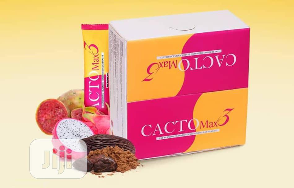 Archive: Cactomax3 for Diabetes and Postrates Cancers