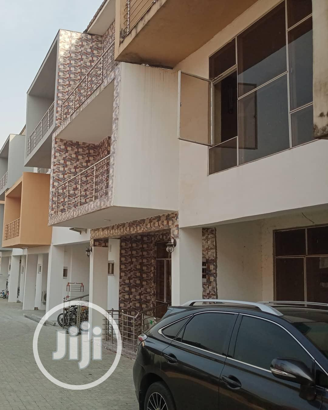 Semi Finished 4 Bedroom Terrace Duplex | Houses & Apartments For Sale for sale in Guzape District, Abuja (FCT) State, Nigeria