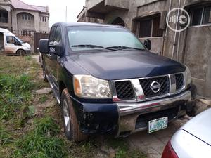 Nissan Titan 2006 King Cab LE Blue | Cars for sale in Lagos State, Ibeju