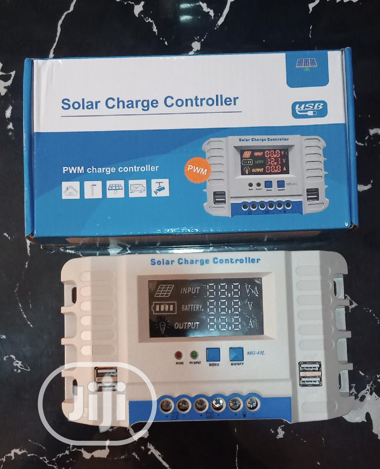 Charge Controller 40ah