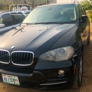 BMW X5 2008 4.8is Black   Cars for sale in Abuja (FCT) State, Gudu