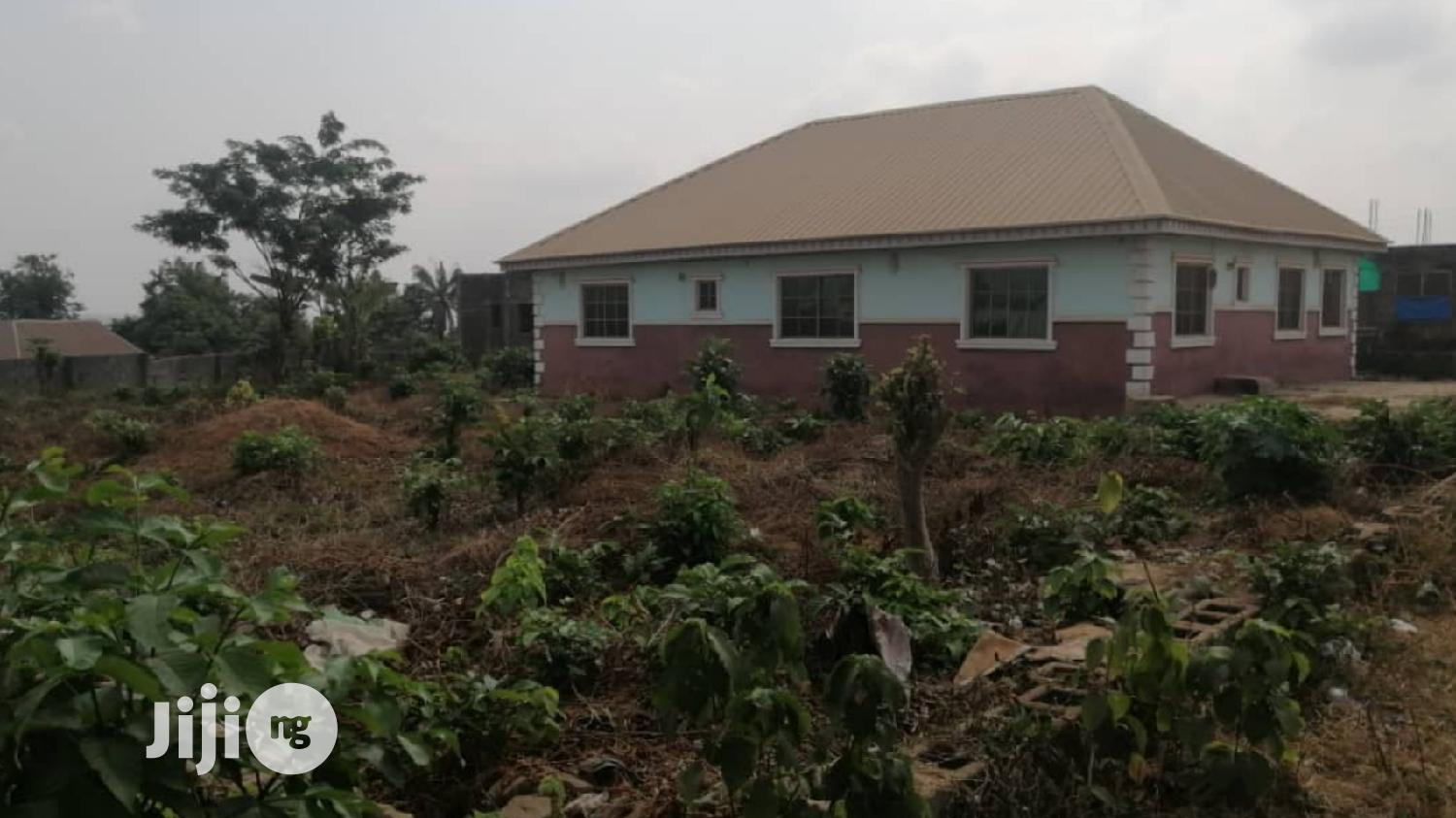 4 Bedroom Flat at Jerinyin Area Akobo Ibadan | Houses & Apartments For Sale for sale in Akobo, Ibadan, Nigeria