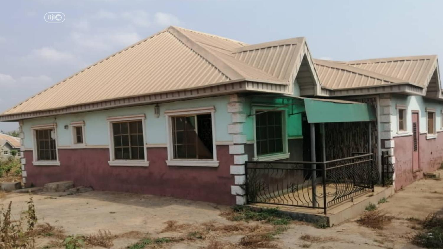 4 Bedroom Flat at Jerinyin Area Akobo Ibadan