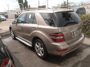 Mercedes-Benz M Class 2010 Gold | Cars for sale in Lagos State, Amuwo-Odofin