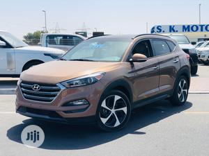 Hyundai Tucson 2017 Limited AWD Brown | Cars for sale in Lagos State, Ikeja