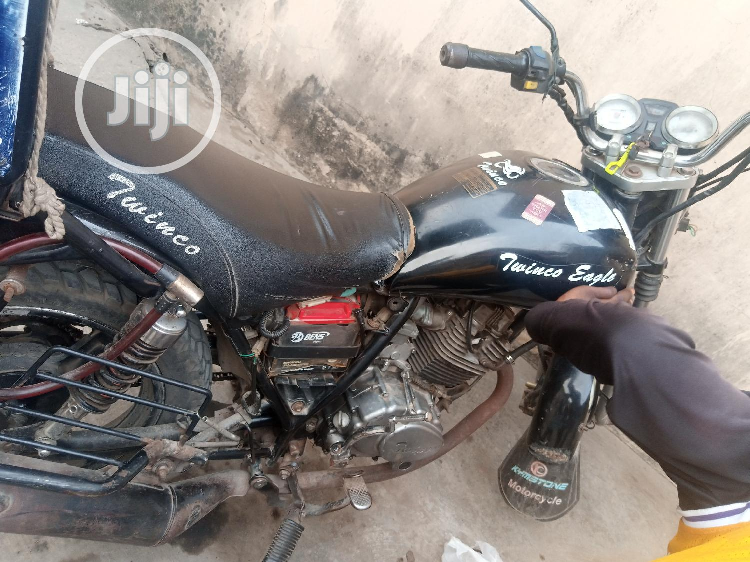 Archive: Motorcycle 2018 Black