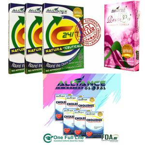 Cure Stroke C24/7, Choleduz Restorlyf 3 in 2 Pack | Vitamins & Supplements for sale in Lagos State, Ikeja