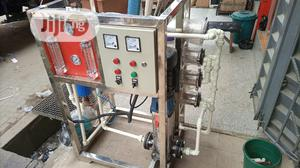 4 Membrane Reverse Osmosis System   Manufacturing Equipment for sale in Lagos State, Orile