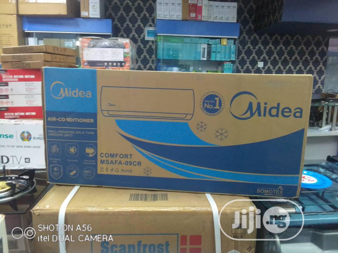 Midea 1 Hp Split Unit Air Condition MSAFA-09CR - | Home Appliances for sale in Port-Harcourt, Rivers State, Nigeria