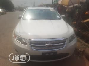 Ford Taurus 2010 SEL White   Cars for sale in Lagos State, Ikeja