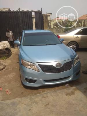 Toyota Camry 2008 2.4 SE Automatic Blue   Cars for sale in Lagos State, Ajah