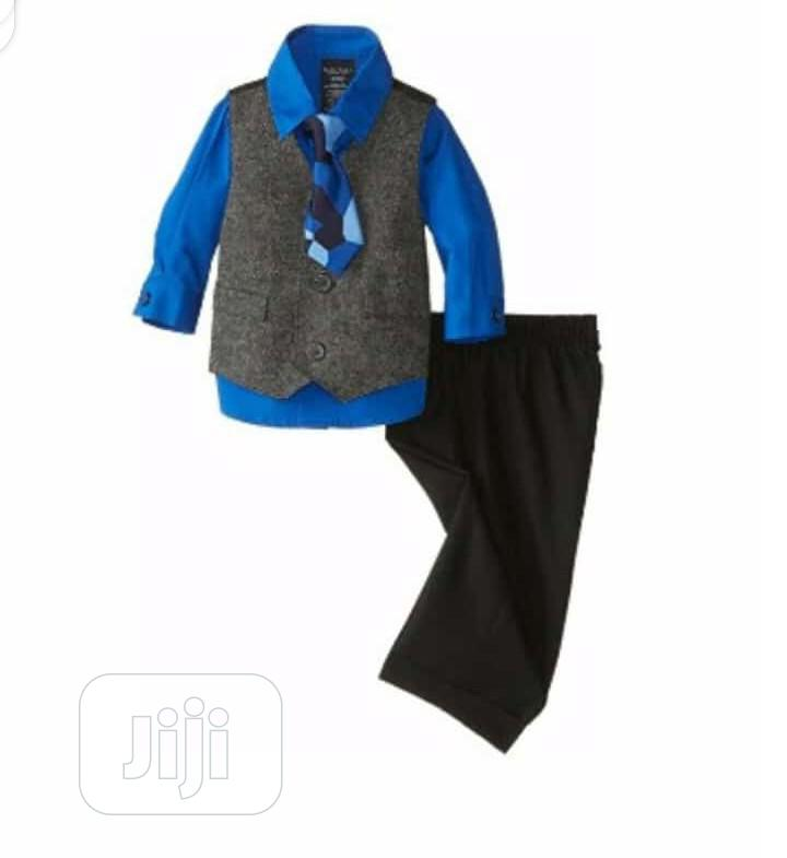 Archive: Nautical 4pcs Outfit