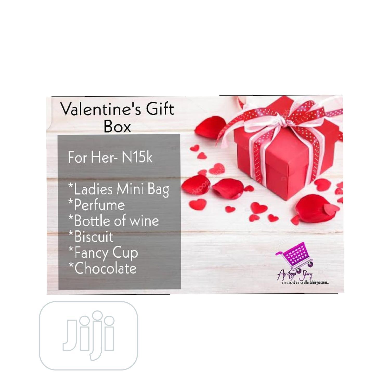 Archive: Valentine's Gift Box