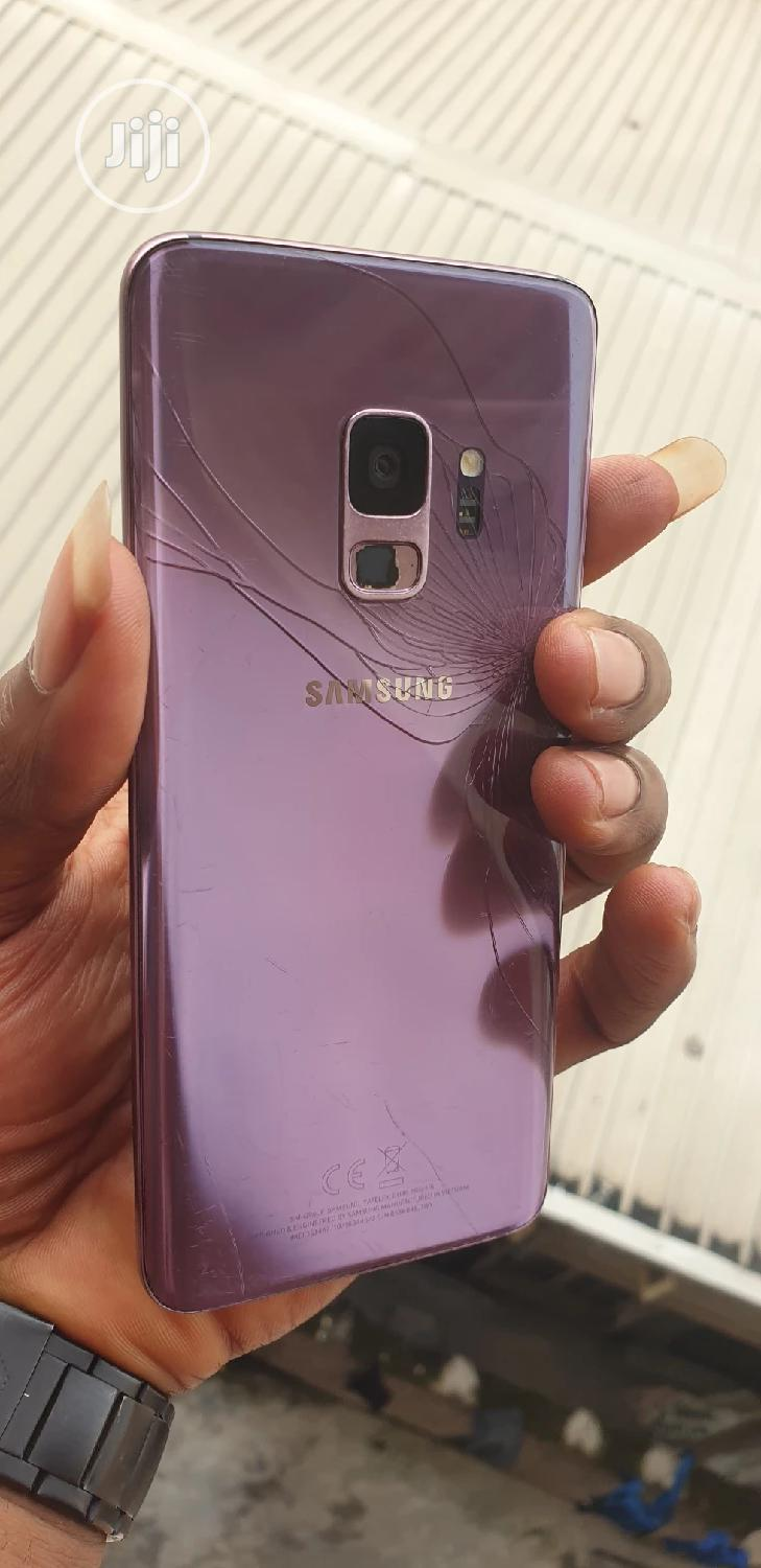 Samsung Galaxy S9 64 GB Pink   Mobile Phones for sale in Ikeja, Lagos State, Nigeria