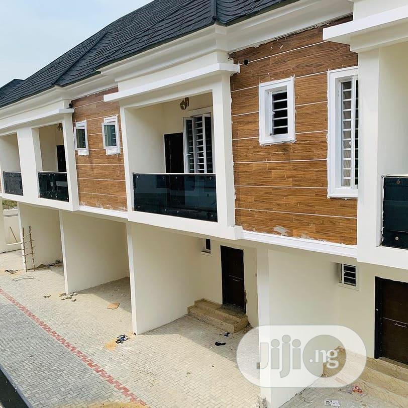 Newly Built 3bedroom Terrace