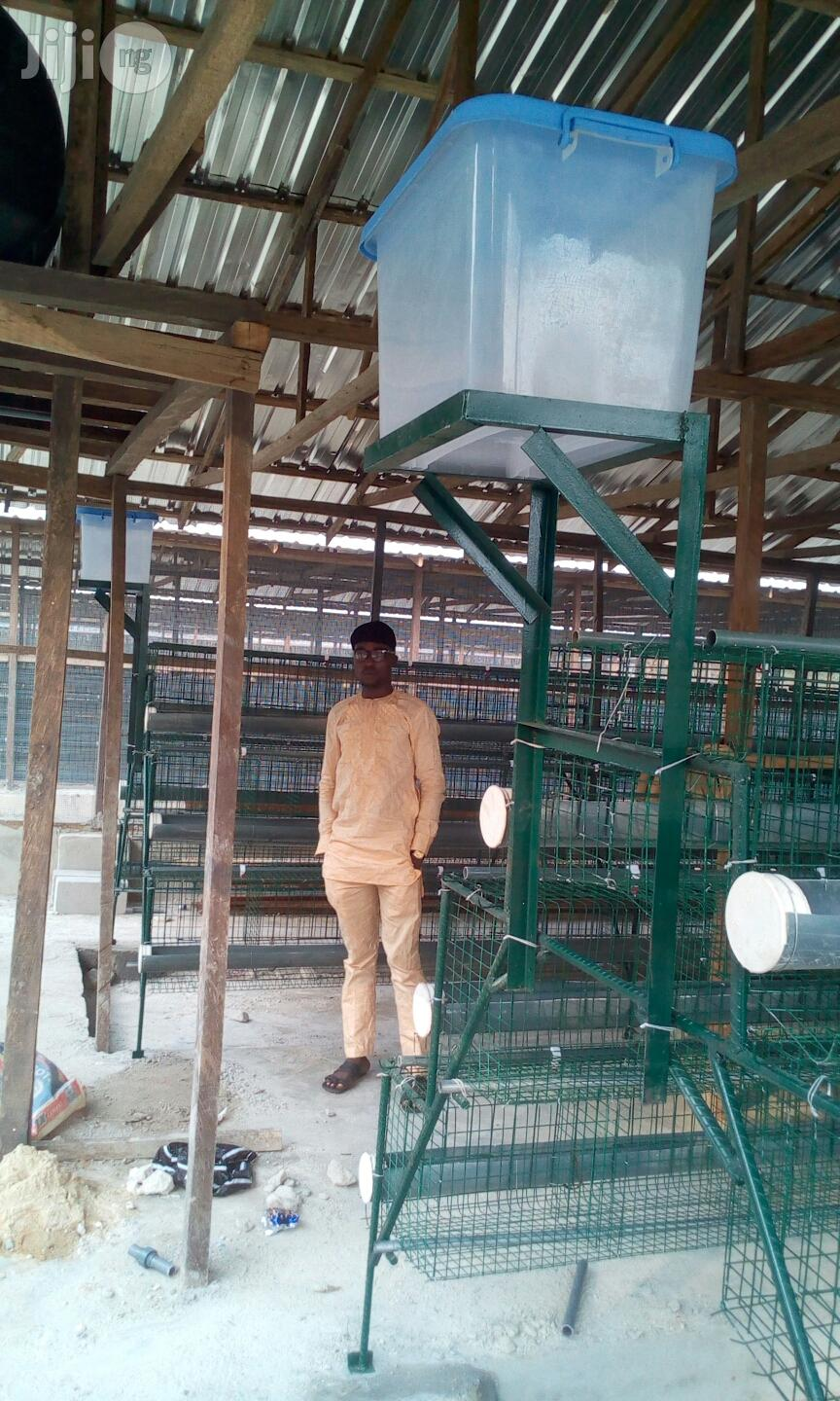 Hopico Battery Cage Affordable For Sale | Farm Machinery & Equipment for sale in Warri, Delta State, Nigeria
