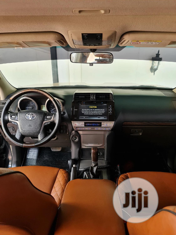 Toyota Land Cruiser Prado 2014 GXL Black   Cars for sale in Galadimawa, Abuja (FCT) State, Nigeria