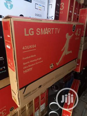 LG 43inces Smart Tv   TV & DVD Equipment for sale in Lagos State, Ikeja