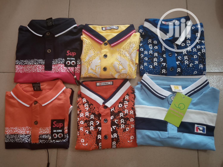 Archive: Quality Designer Children Shirts