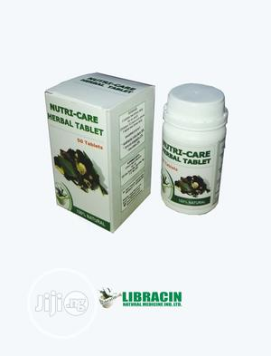 Cure DIABETES With Nutri Care Herbal Pill | Vitamins & Supplements for sale in Lagos State, Ikeja