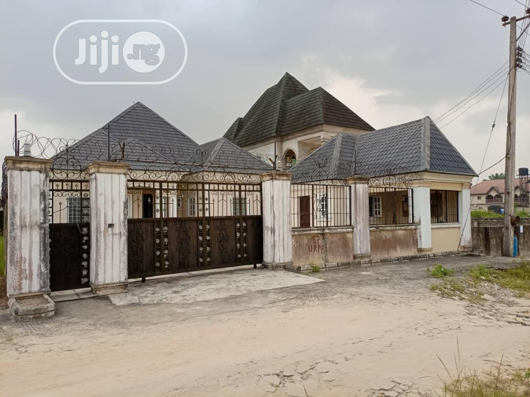 4 Bedroom Bungalow With Fence