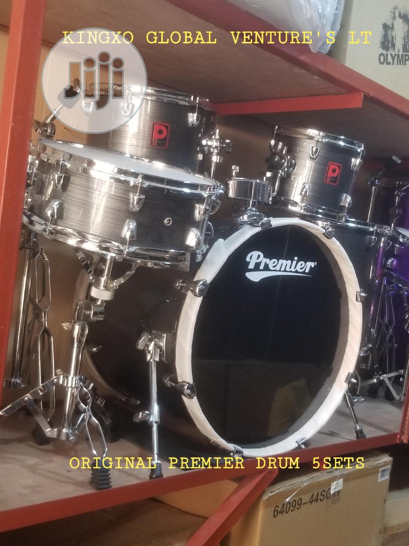 Original Professional Premier Drum 5sets