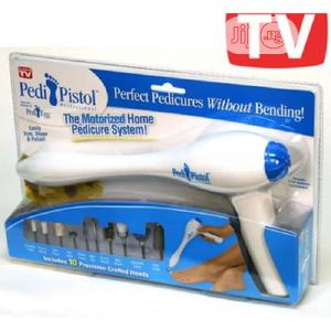 Pedi-Pistol Motorized Professional Pedicure Kit System | Tools & Accessories for sale in Lagos State, Surulere