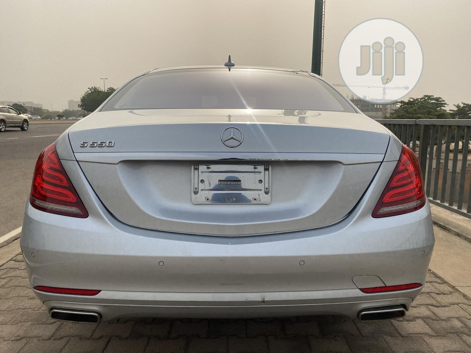 Mercedes-Benz S Class 2015 Silver | Cars for sale in Central Business Dis, Abuja (FCT) State, Nigeria