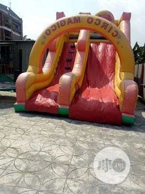 Giant Climb and Slide Bouncy Castle   Party, Catering & Event Services for sale in Lagos State, Ikeja