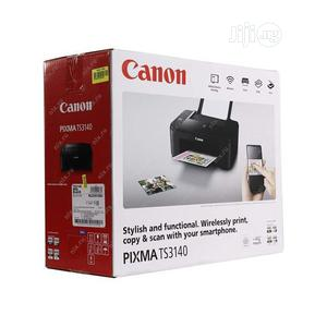 Canon Pixma TS3140 All-In-One Multi-Function Wireless Printe | Printers & Scanners for sale in Lagos State, Ipaja