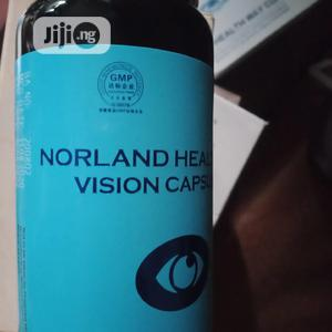NORLAND Vision Capsule (Drop Your Classes,Cataracts,Glacomia   Vitamins & Supplements for sale in Lagos State, Apapa