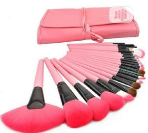 1pc 24pcs Professional Makeup Brushes + Kit Bag | Makeup for sale in Lagos State, Surulere