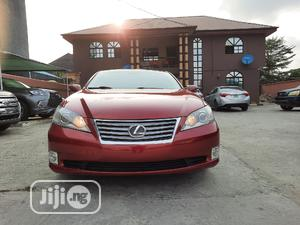 Lexus ES 2012 350 Red | Cars for sale in Lagos State, Amuwo-Odofin