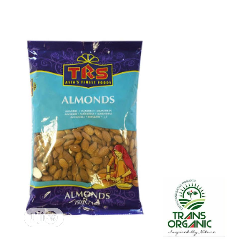 Trs Almond Nuts 750g