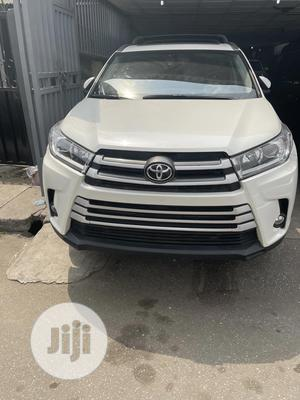 Toyota Highlander 2017 White | Cars for sale in Lagos State, Surulere