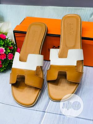 Hermes Slippers | Shoes for sale in Lagos State, Apapa