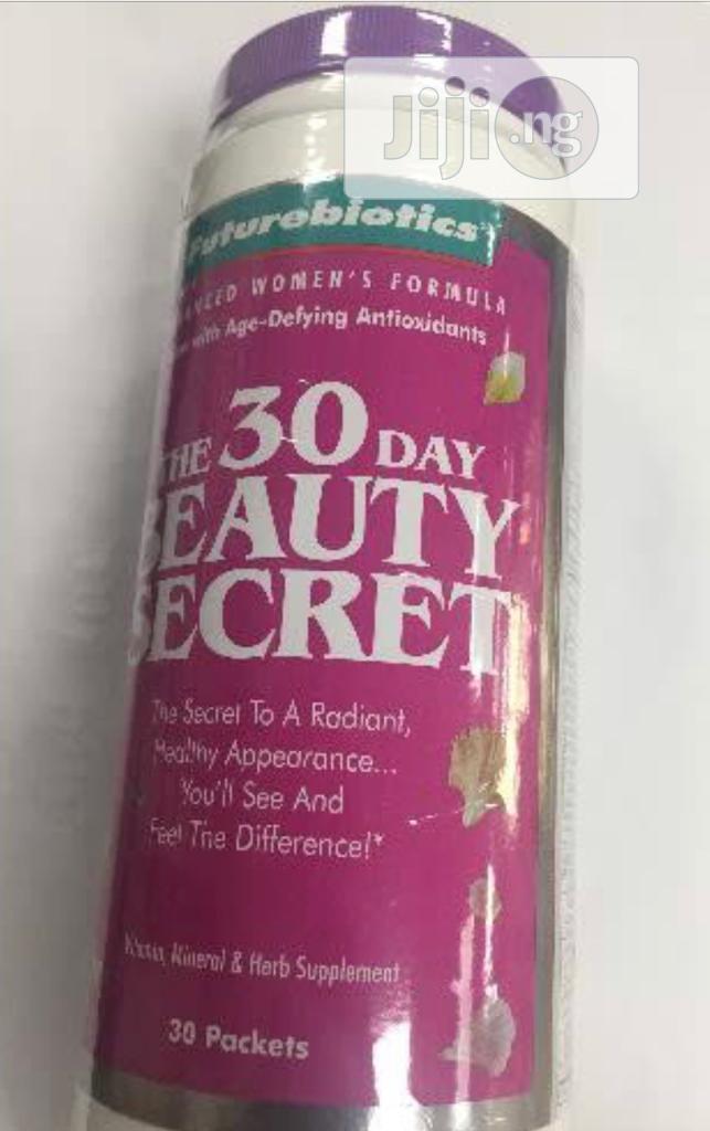 Archive: 30 Days Beauty Secret
