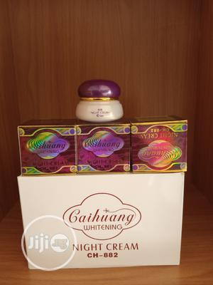 Gaihusng Whitening Night Cream   Skin Care for sale in Lagos State, Ojo