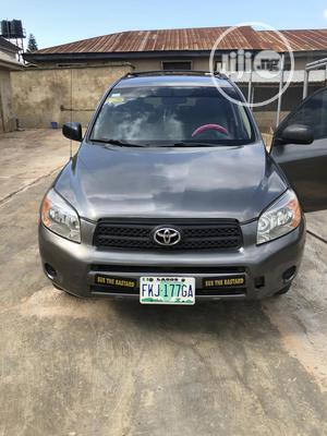 Toyota RAV4 2007 2.0 4x4 Gray | Cars for sale in Oyo State, Ibadan