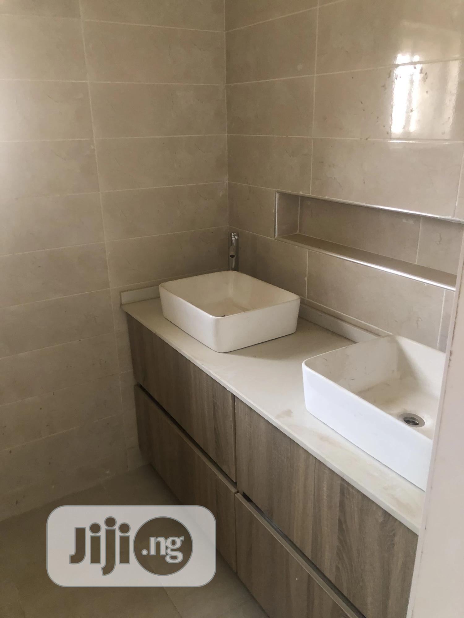 Archive: Brand New 4 Bedroom Terrace Duplex With BQ for Sale