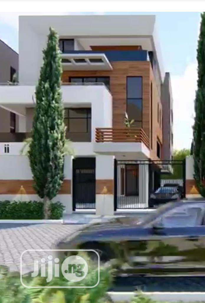 Brand New 5 Bedroom Detached Duplex for Sale at Parkview