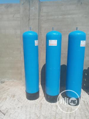 Water Treatment Plant Fiber Glass With R O Osmosis Machine | Manufacturing Equipment for sale in Lagos State, Orile