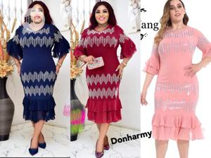 New Quality Sequence Dress   Clothing for sale in Edo State, Igueben