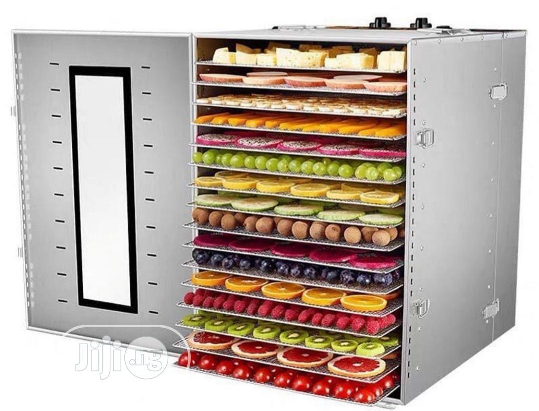 16 Trays Food Dryer