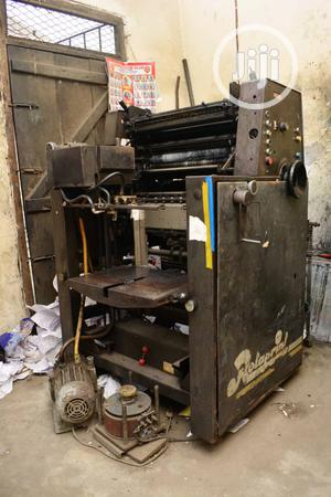 1 Rotaprint Delta Chain Delivery England Model Fairly Used F | Printing Equipment for sale in Abia State, Aba North