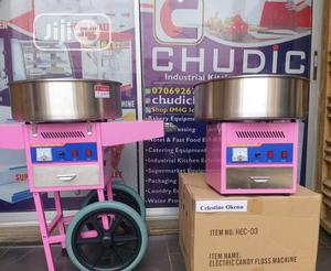 Candy Floss Machine With Cart | Restaurant & Catering Equipment for sale in Lagos State, Surulere